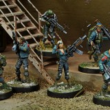 The Merovingian Rapid Response Force starter Set