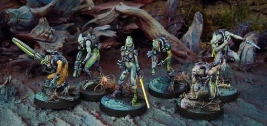 The Shasvastii Expeditionary Force Starter Set