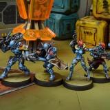 NeoTerra Capitaline Army