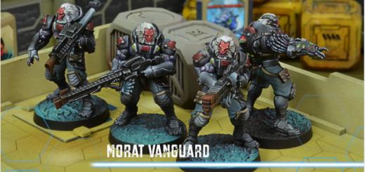 Morat Vanguard SWC load-outs