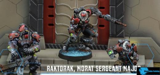 Raktorak Morat Sergeant Major