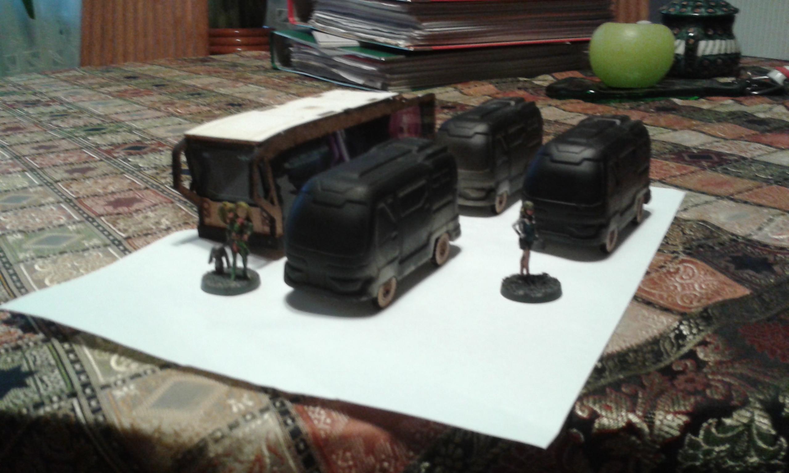 MAS Kickstarter - Vehicles Review - Data Sphere